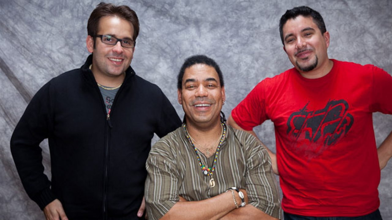 Ernesto Simpson Trio.  September 12, 2010.