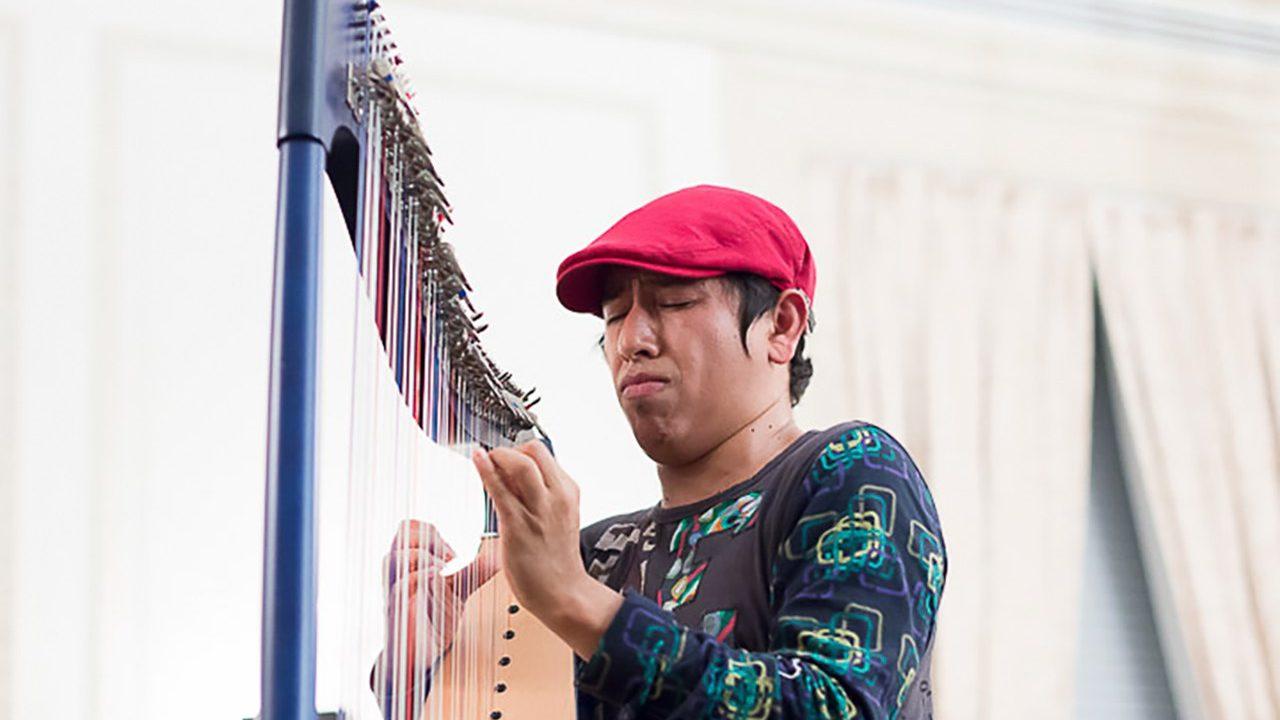 Edmar Castañeda at Americas Society.  November 19, 2012