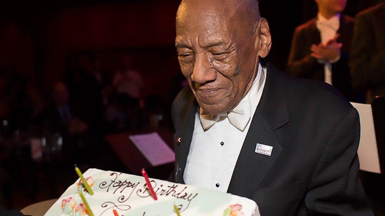 Candido Camero's 91st Birthday Celebration.  Dizzy's Club Coca Cola, NYC