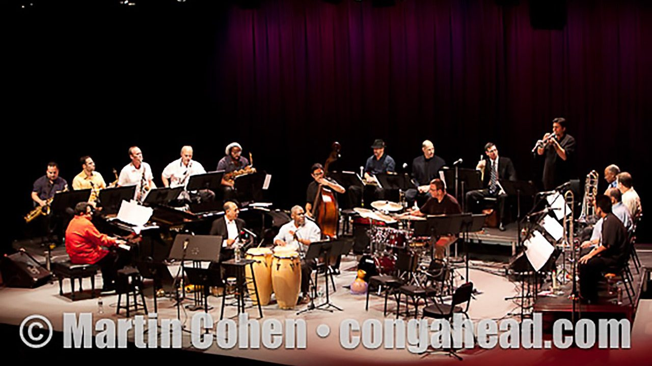 Arturo O'Farrill Afro Latin Jazz Orchestra at Symphony Space