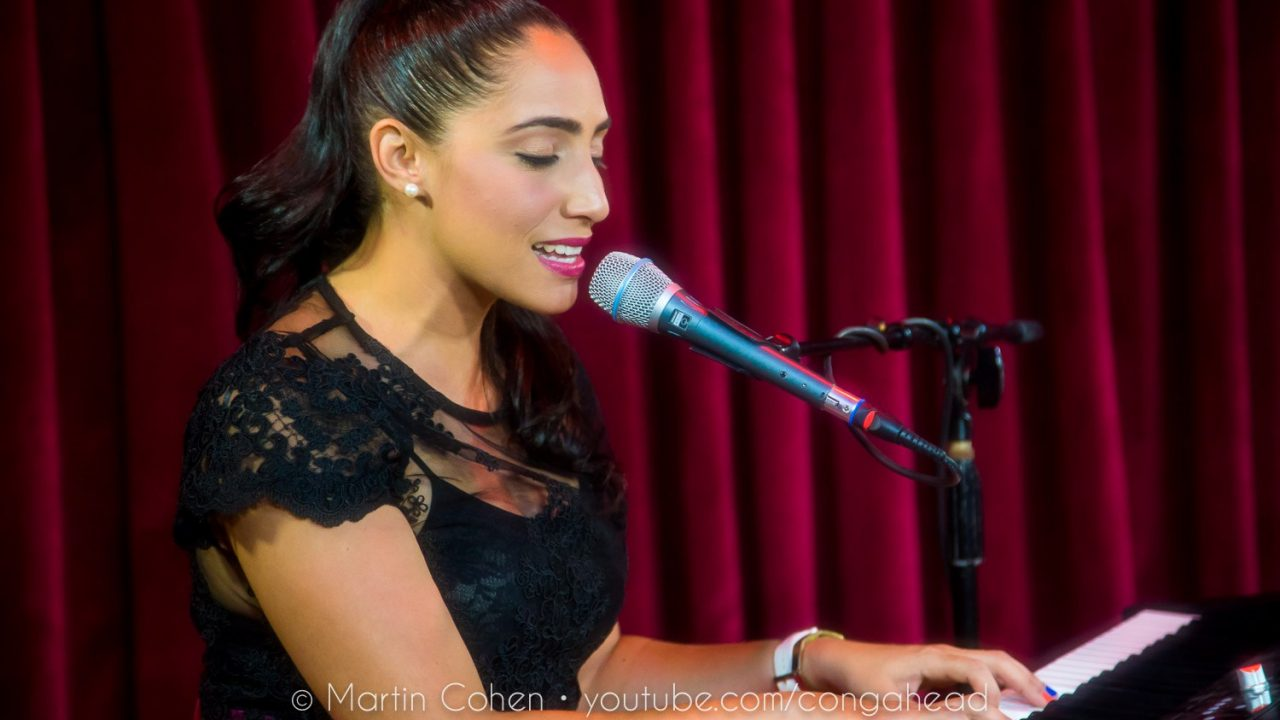 Leslie Cartaya at Congahead Studios