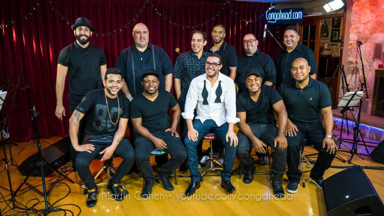Gonzalo Porta's Salsa Band