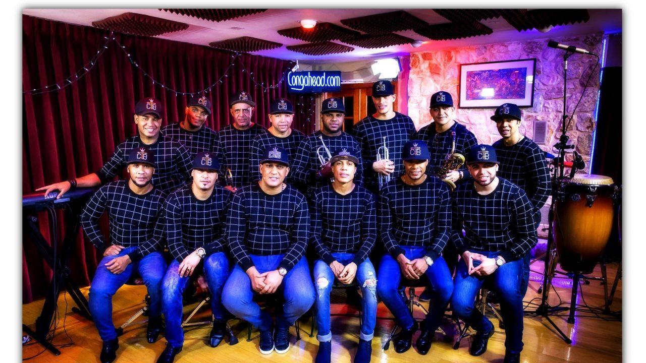 Chiquito Team Band at Congahead Studios