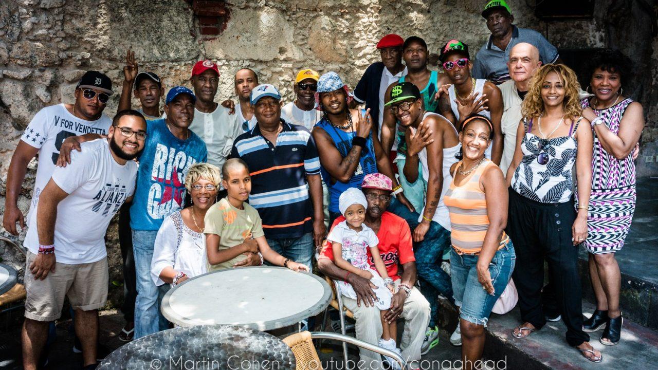 Los Muñequitos De Matanzas in Matanzas, Cuba.