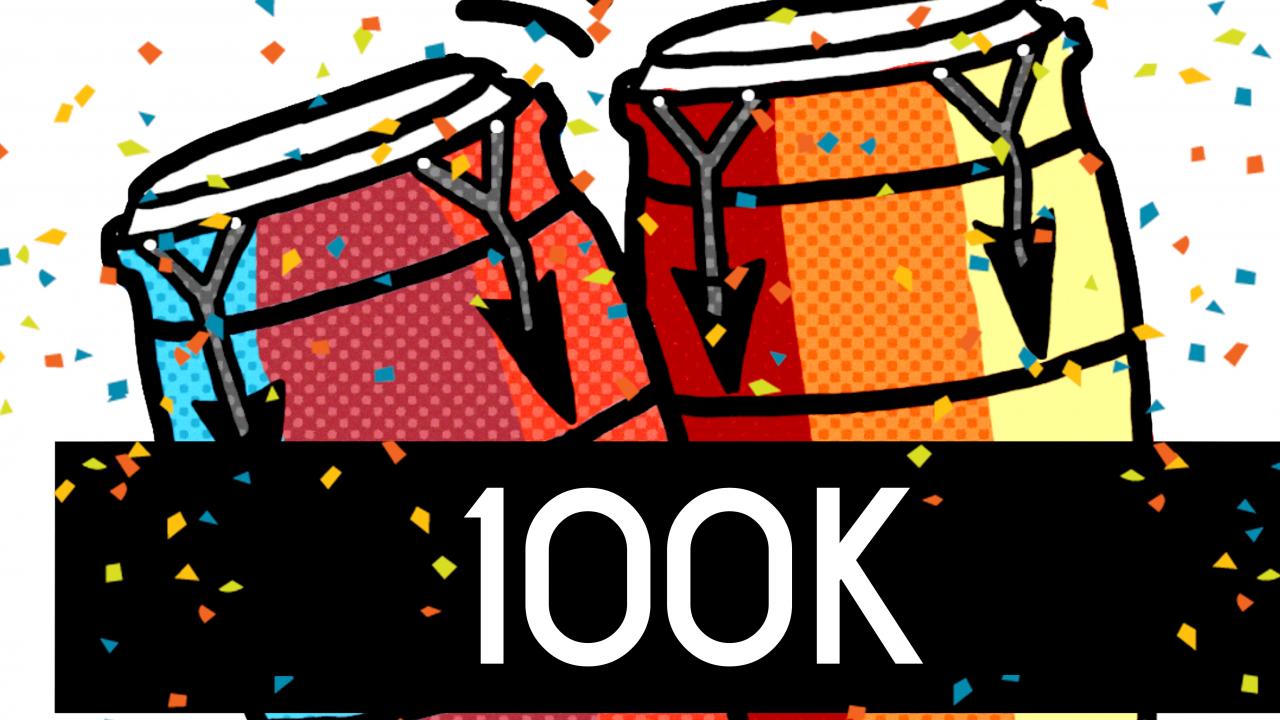 Congahead's 100k Subscribers Giveaway