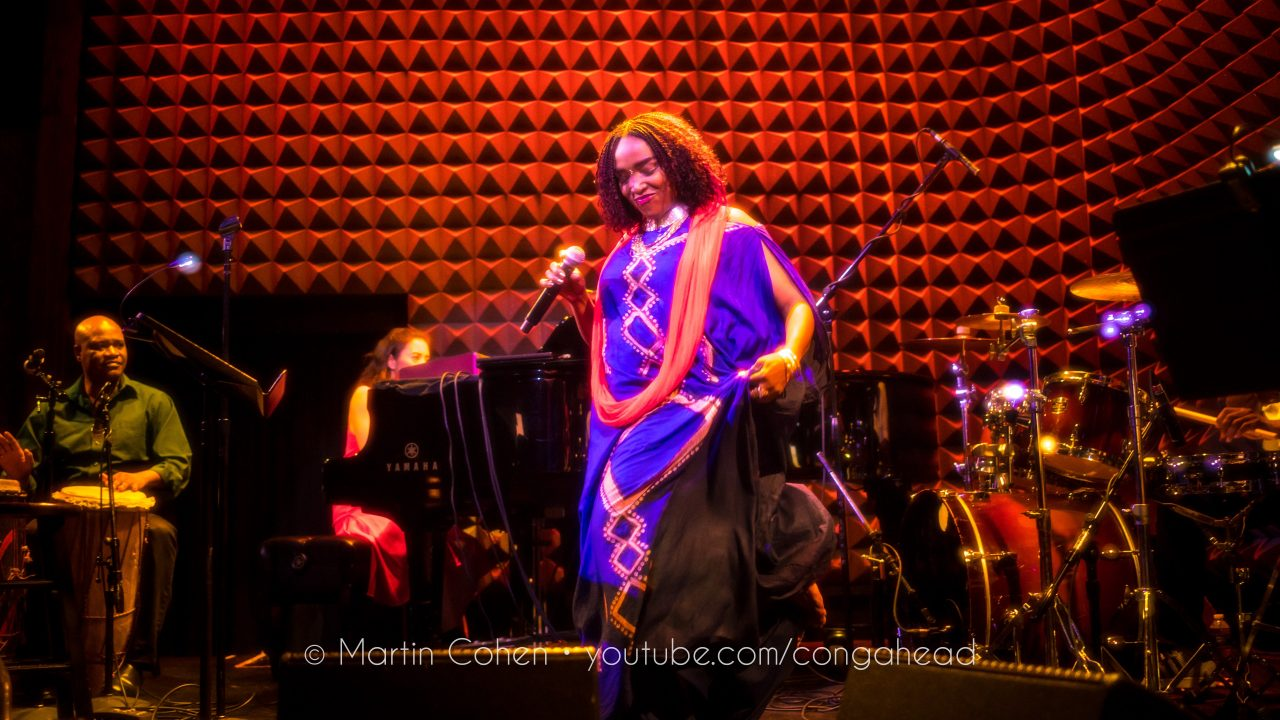 Emeline Michel at Joe's Pub