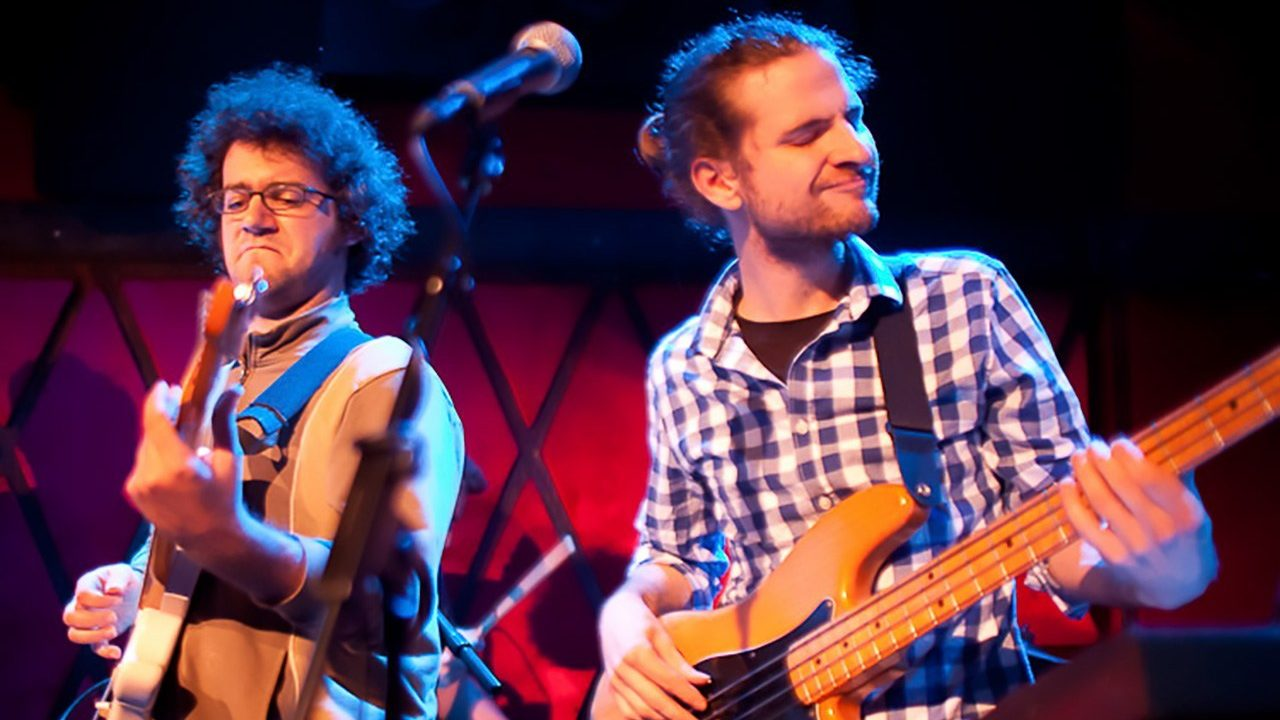 Snarky Puppy at Rockwood Music Hall.  September 16, 2011