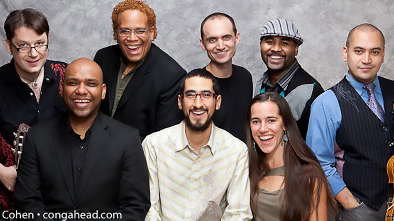 Hector Morales video session at congahead.com studio
