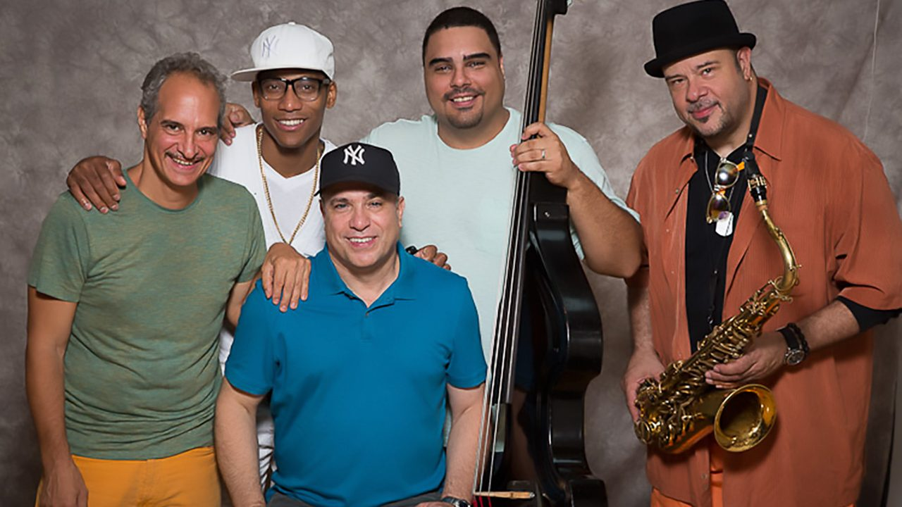 Oscar Hernandez Quintet.  September 4, 2012