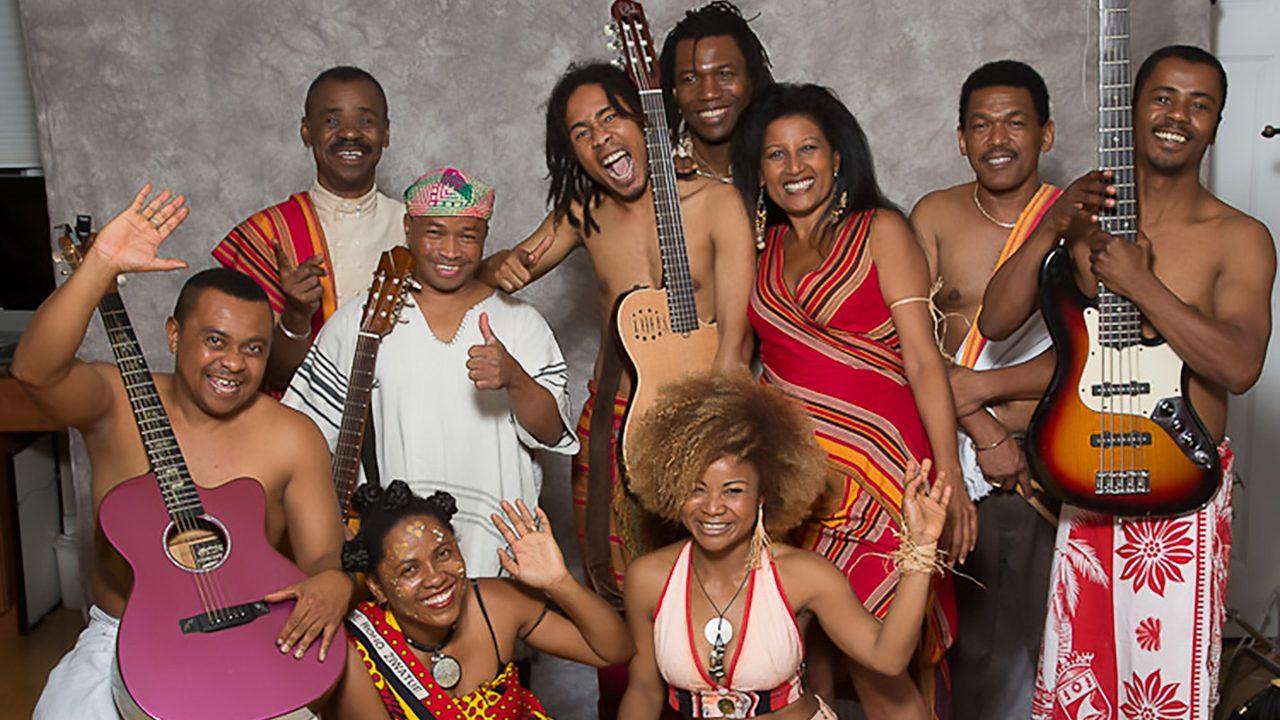 Wake up Madagascar.  July 23, 2012