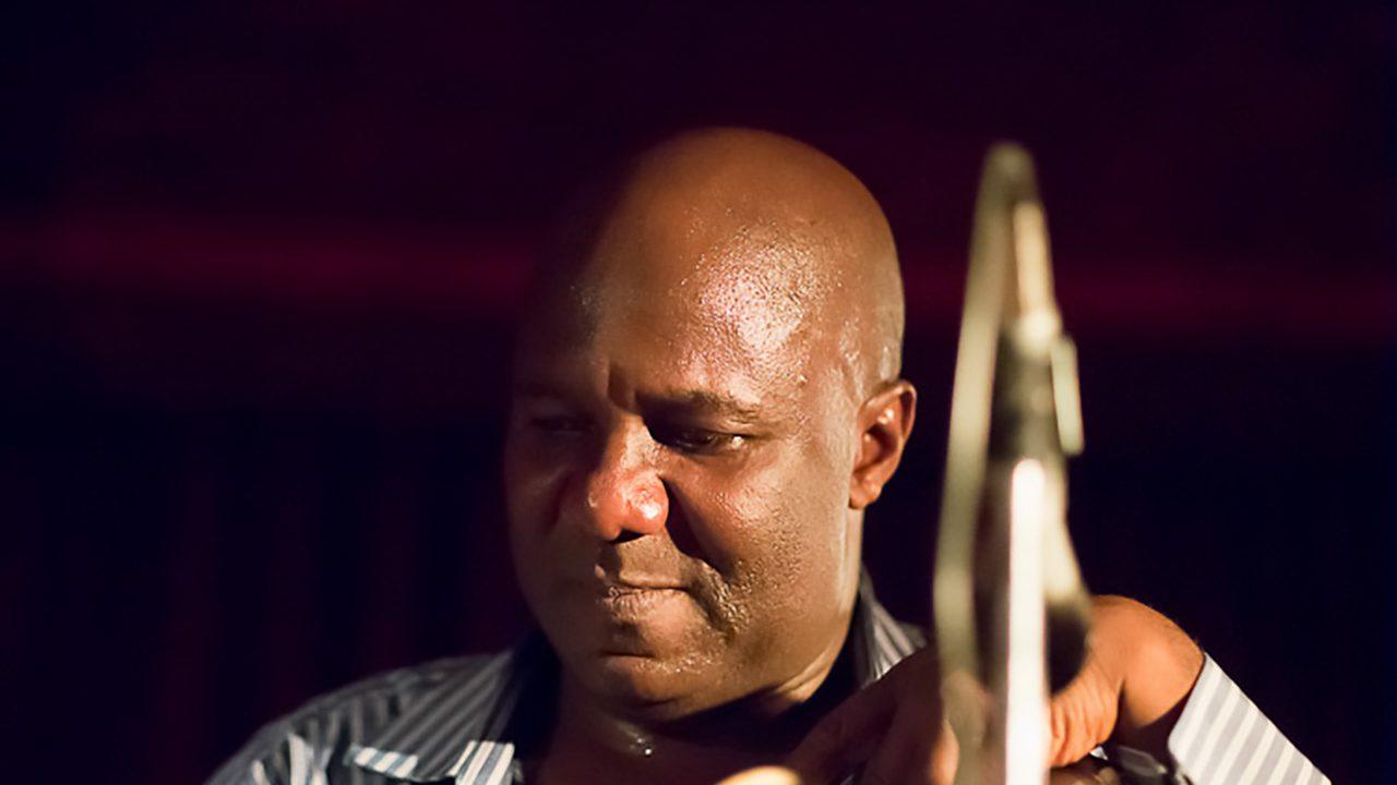 Kofo The Wonderman at the Zinc Bar.  April 20, 2012