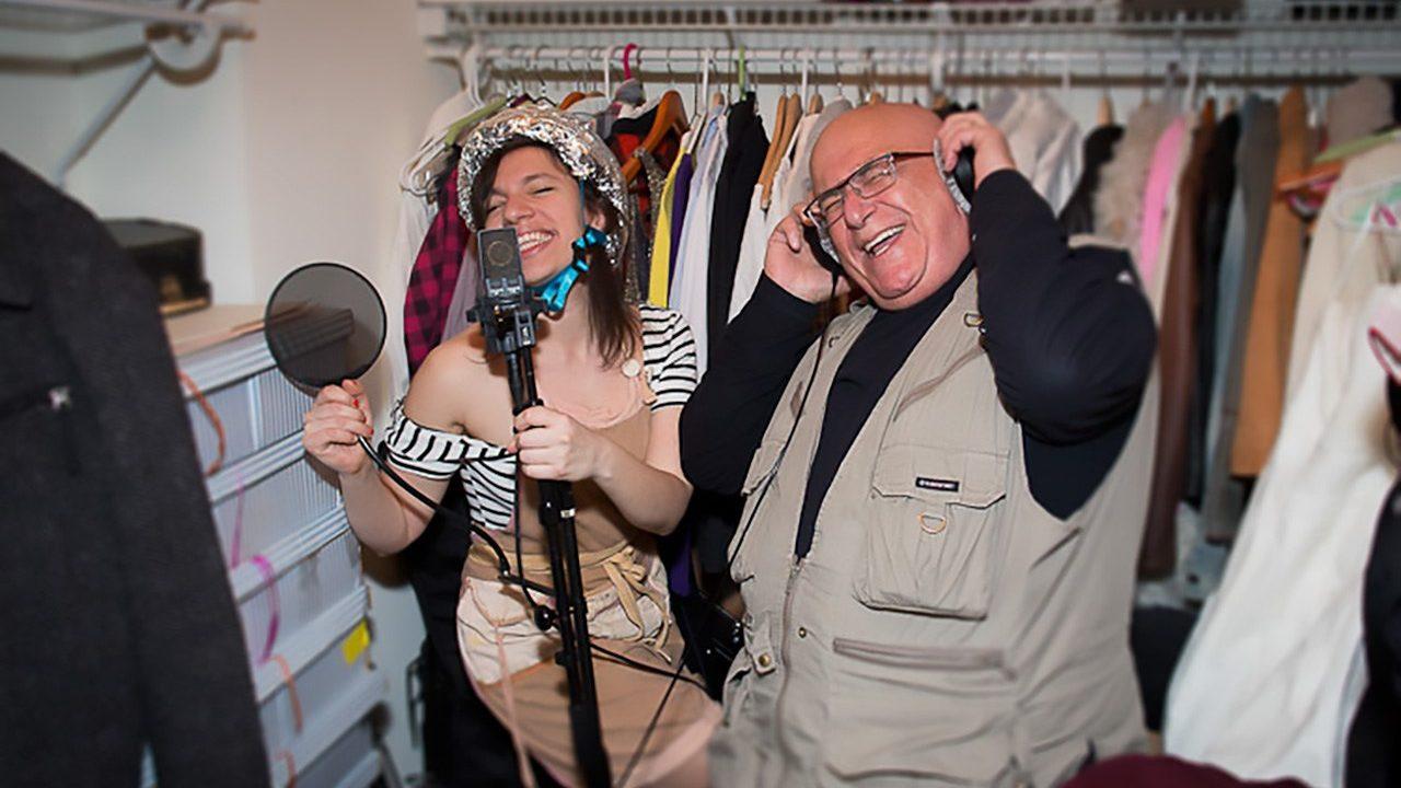 Magda Giannikou's Going Away Party.  March 30, 2012