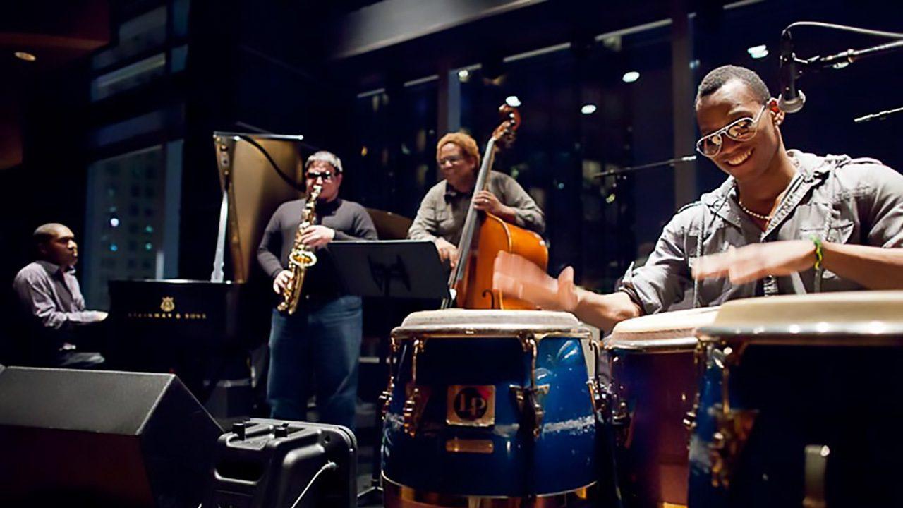 "Pedro ""Pedrito"" Martínez Quartet at Dizzy's Club Coca Cola"