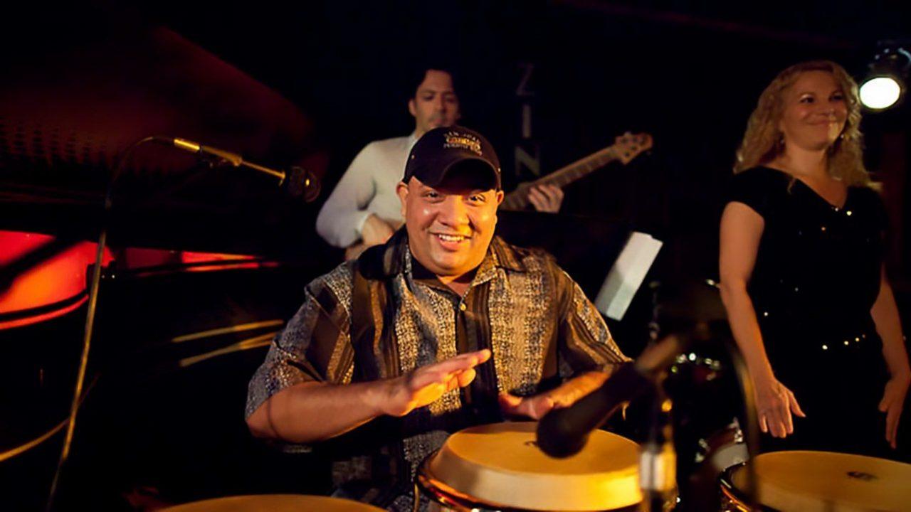 Richie Flores at Zinc Bar