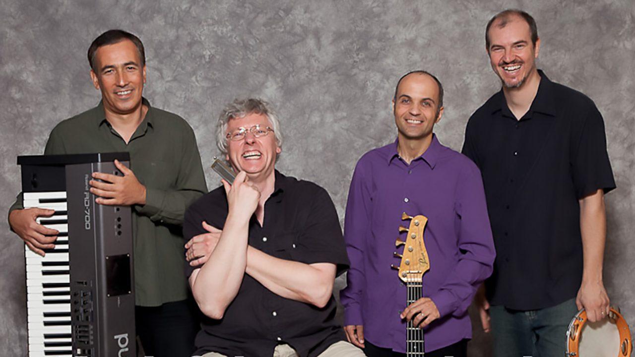 Hendrik Meurkens video session.  August 20, 2011