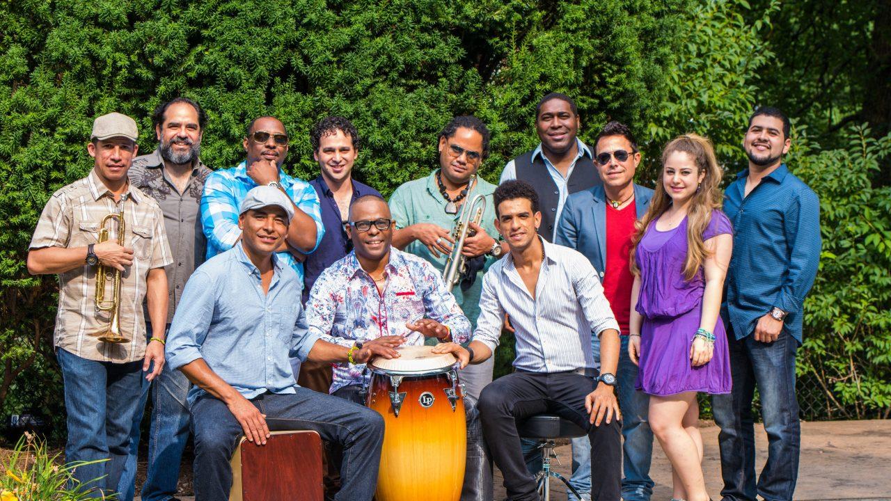 Miguel Valdes & The N.Y. Cuban Boys perform at Congahead Studio