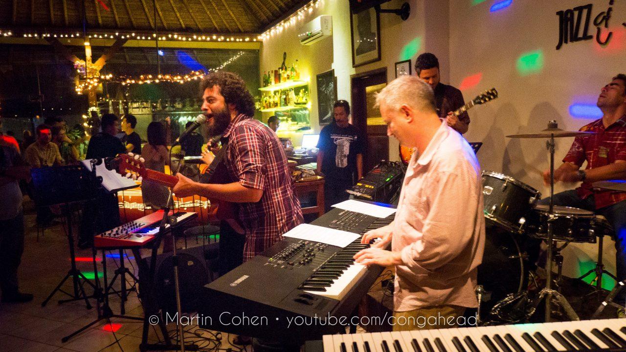 Brazilian at Jazz Cafe