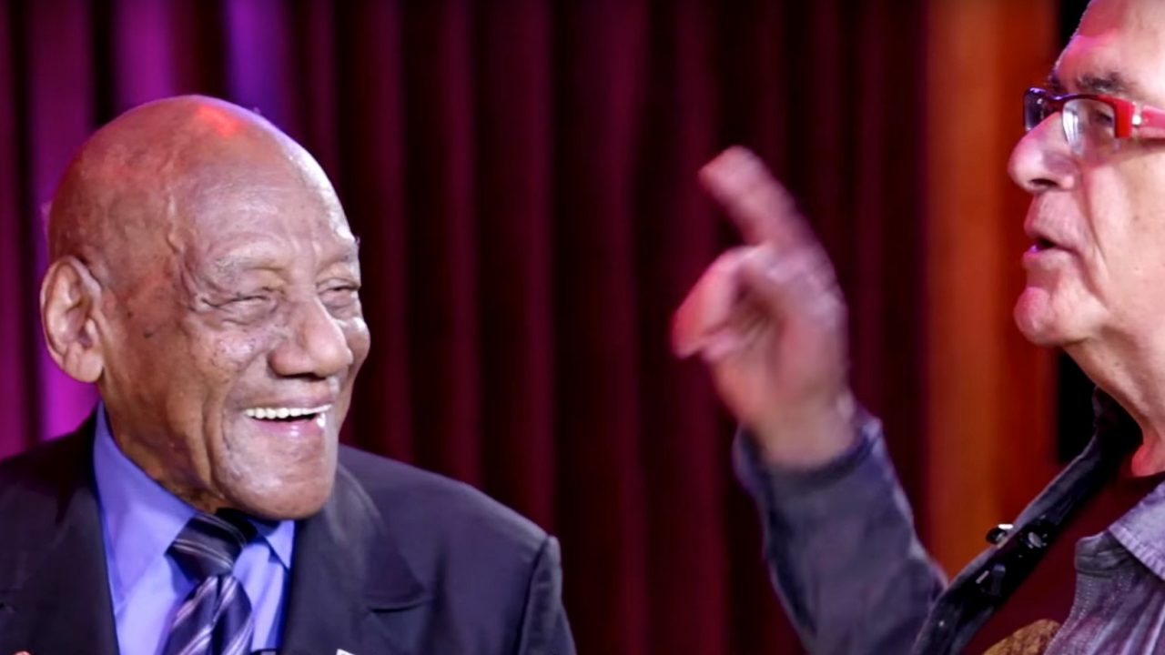 Candido Camero Interview in Montvale, NJ.  August 12, 2013