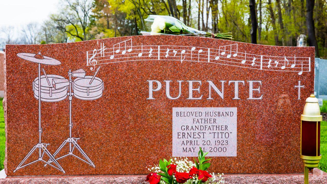 Tito Puente's 94th Birthday