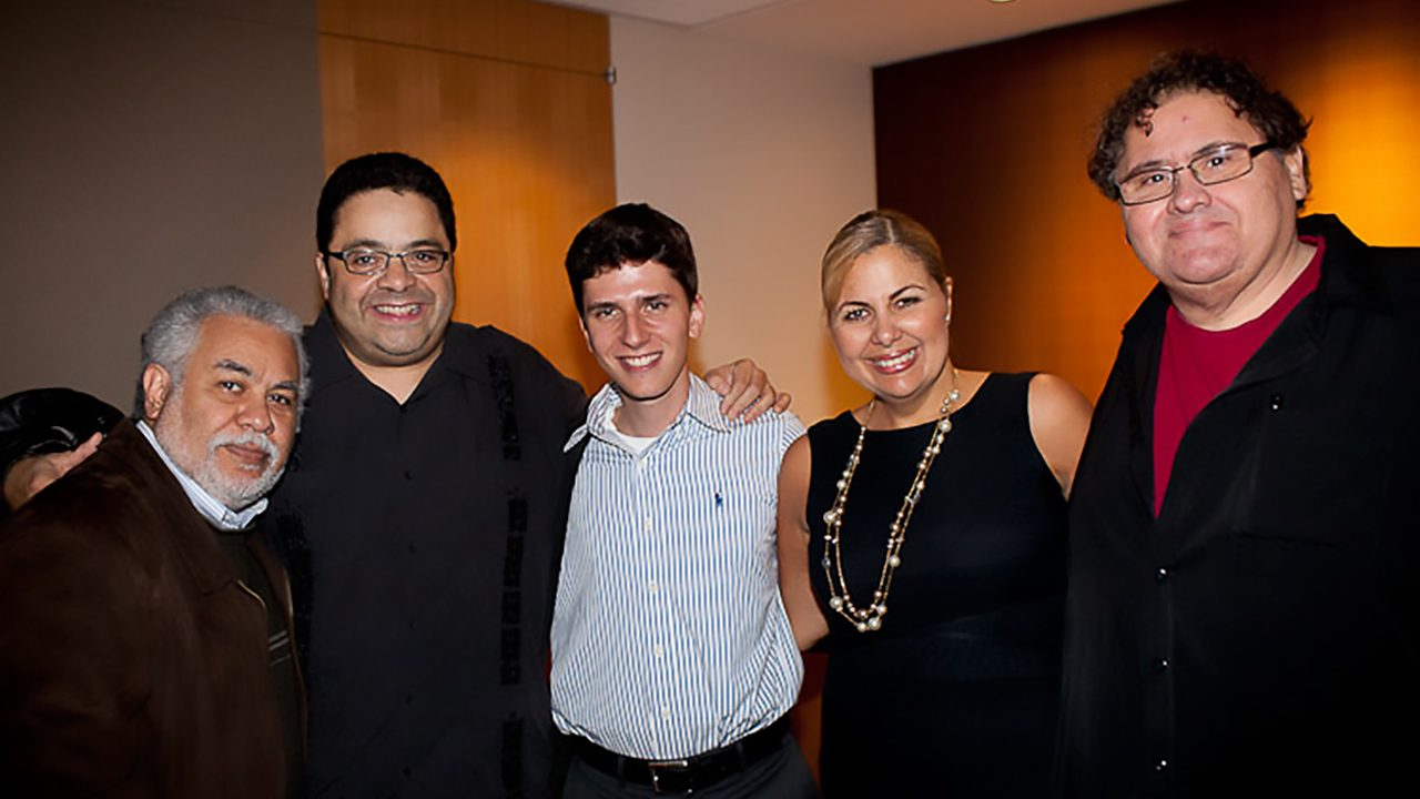 Recording Academy Latin Advisory Committee Reception
