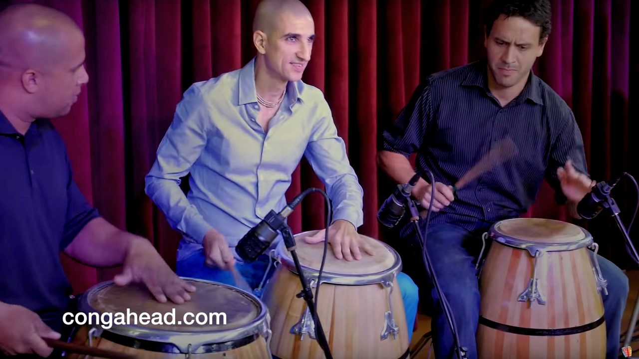 Tatita and Candombe Jazz.  July 22, 2013