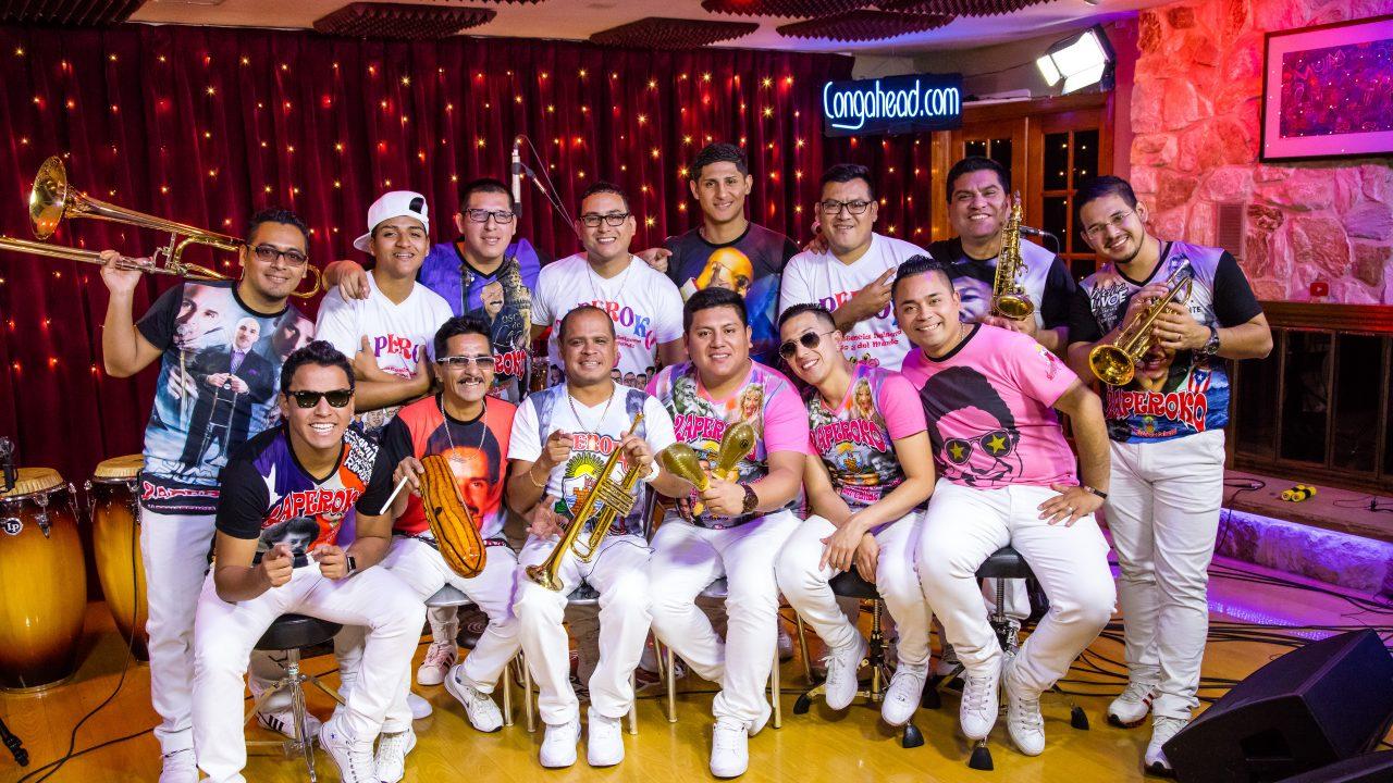 Orquesta Zaperoko La Resistencia Salsera del Callao