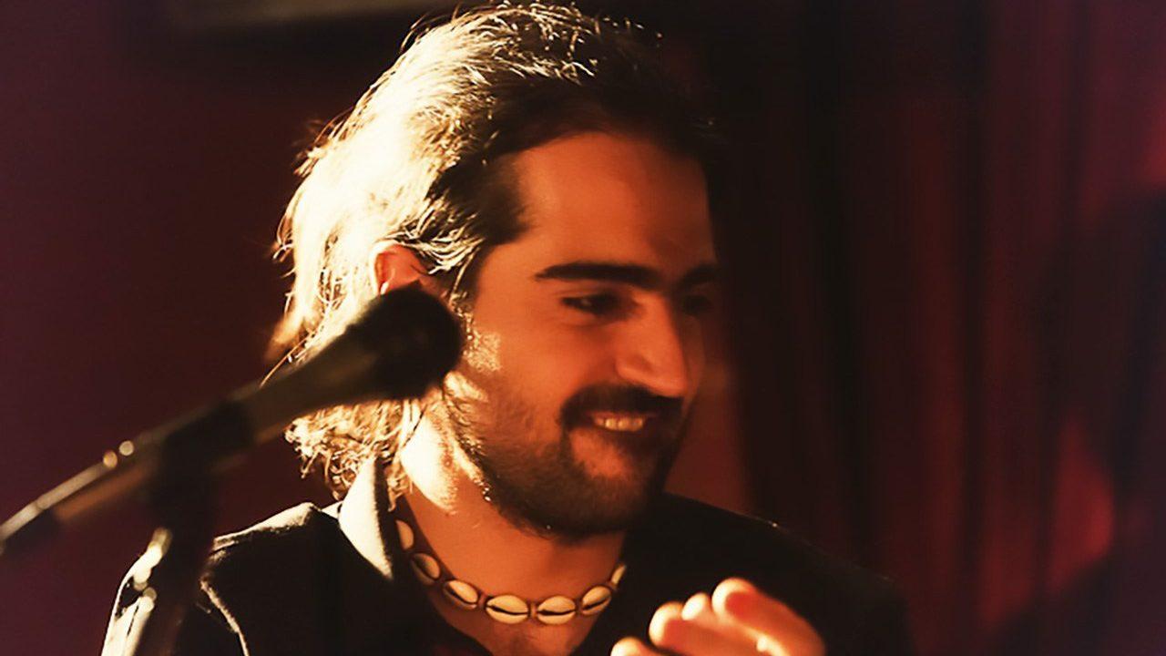 Gregorio Uribe at Zinc Bar, NYC.  April 5, 2012