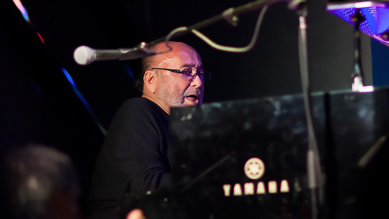 Eddie Palmieri at the Blue Note, NYC.  March 14, 2012