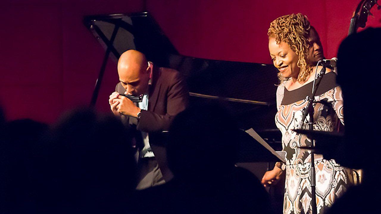 Gregoire Maret Quartet at the Jazz Standard, NYC.  May 5, 2012