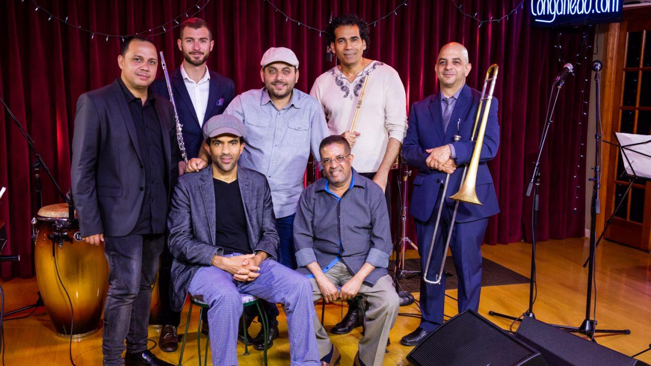 Itai Kriss and The Havana Special at Congahead Studios