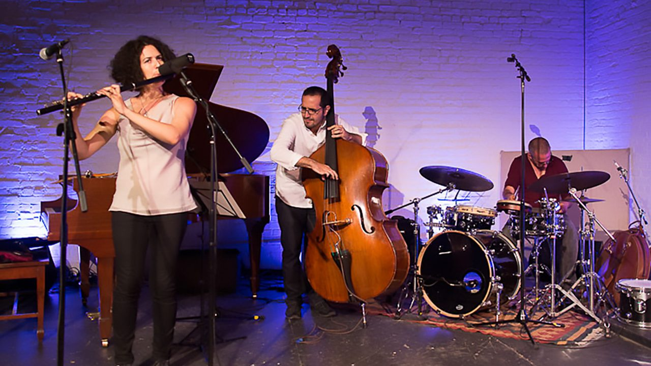 Hadar Noiberg at ShapeShifter Lab.  September 9, 2012