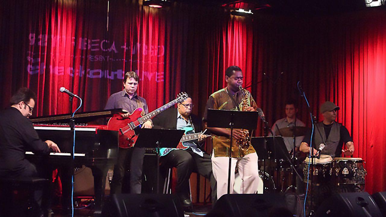 Manuel Valera The New Cuban Express and Alex Cuadrado's A Lorca Soundscape at the 92YTribeca.  March 28, 2012