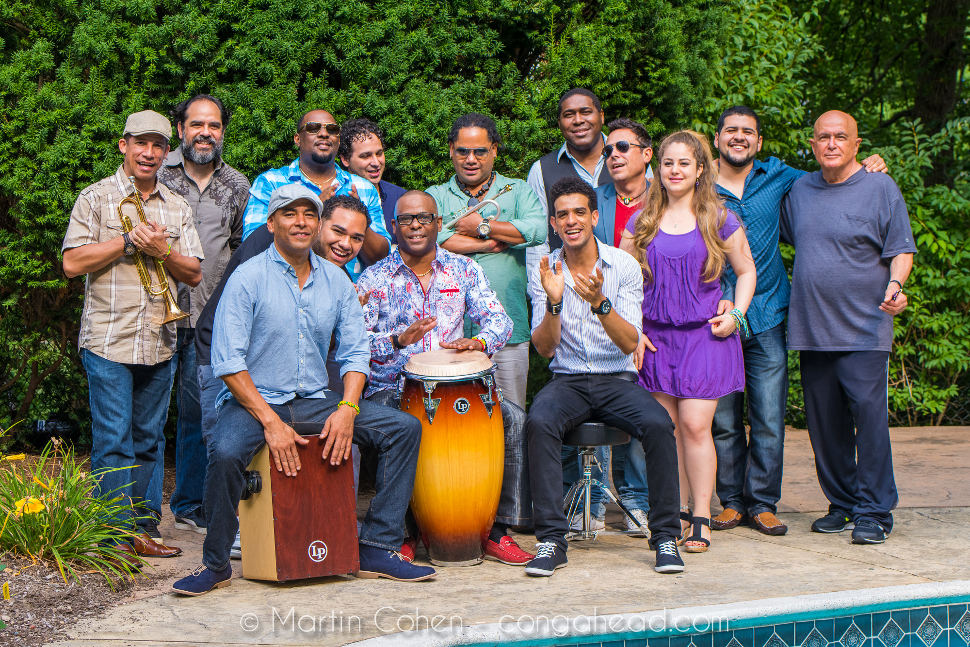 Miguelo Valdes Cuban Boys.  August 23, 2014.