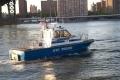 New York City police boat