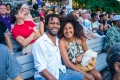 Harvey Wirht and Razia Said Marcus Garvey Park, Charlie Parker Festival