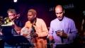 Marshall Gilkes, Yosvanny Terry and Grégoire Maret