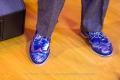 Bobby Kapp's custom shoes