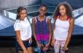 Anjeli, Denielle and Thalia
