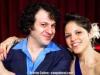 Jonathan Goldman and Erica Ramos