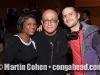 Vivianne and Martin Cohen and Michael League