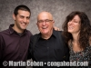 Jews For Easter.  Dan Pugach, Martin Cohen and Julie Sax.