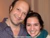Arthur Lipner and daughter, Julia