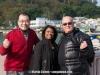 Gary, Vivianne and Martin. Tai O, Lantau Island