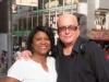 Vivianne and Martin Cohen. Causeway Bay, Hong Kong