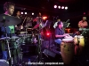 Percussionists, Barnaby Bruce, Halen Woo and David Chala