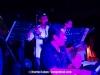 Floro Sernande, Jr. on flute and Halen Woo on conga
