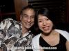 Tony Monaco and  girlfriend, Asiko