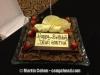 Dewi Gontha's birthday cake