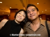 Indra Lesmana and his wife