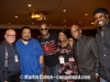 Martin Cohen, George Duke, Maurice Brown, Vivianne Cohen, Keith Martin and Everette Harp